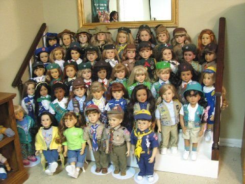 Sharon's 'Dolls as Scouts'